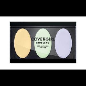 3/$15 Covergirl Trublend Pre-touching Palette